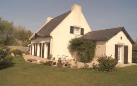 Maison avec jardin et garage CANCALE (6pers)