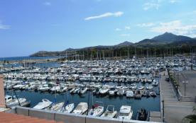 Argelès Sur Mer (66) - Port Argeles - Résidence Les Villégiales Quai d'honneur. Appartement 4 piè...