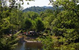 Airotel Camping Au Soleil d'Oc, 100 emplacements, 50 locatifs