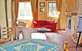 Gîtes de France - A moins de 2 h de Paris, situation idéale pour un séjour en campagne, maison de...