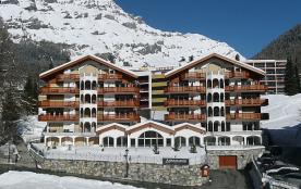 Appartement pour 4 personnes à Loèche-les-Bains