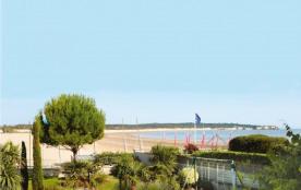 La plage vue de votre appartement