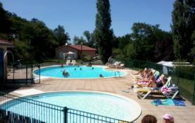 Camping La Bageasse - Chalet