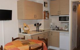 appartement DUPLEX T2  avec Garage fermé  4 à 5 couchages
