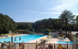 Camping le Campo di Liccia- Mobil home 3 chambres 6 personnes