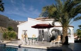 Costa Blanca,Rojales: Villa 6pers,piscine privée,.. à louer