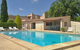 Belle Villa de 5 chambres (dont 2 climatisées) avec piscine à Plan de la Tour