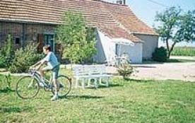Gîtes de France - Sur une exploitation agricole, maison restaurée comprenant 3 gites, situés au r...