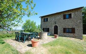 Maison pour 2 personnes à Monte San Savino