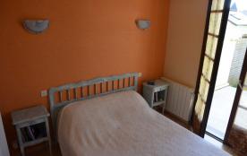 chambre lit 140 rez de chaussée
