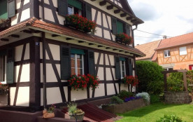 Detached House à DIEBOLSHEIM
