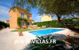 Villa GX Carmi - Jolie villa indépendante située dans l'urbanisation « Las Tres Calas ».