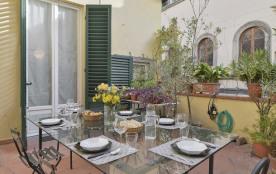 Caesar Terrace - Florence center 3 bdr with terrace