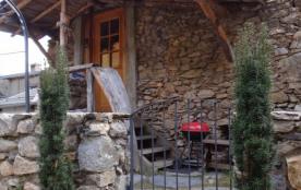 Gîte en duplex, grange restaurée, au coeur du village de Saleix, vallée d'Auzat - Vicdessos - Hau...