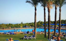 Camping Vilanova Park 5* - Mobil-home Confort Clim - 2 chambres - 5/6 personnes