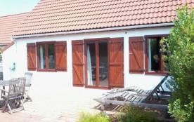 Agréable maison entièrement équipée, avec jardin