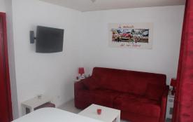 Studio cabine 4 personnes (217)