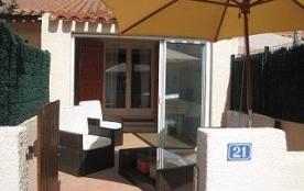 Saint Cyprien (66) - Quartier Port - Résidence Les Estivales 3 - Maison 2 pièces mezzanine de 40 ...