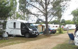 Camping Le Moulin de Cantizac, 147 emplacements, 70 locatifs