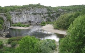 La rivière le Chassezac