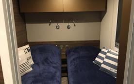 deuxieme chambre deux lits mobilhome loire atlantique