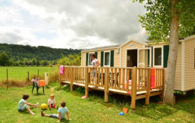 Camping L'Europe - Mobilhome Titania 3 Ch 6pers
