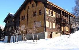 Appartement pour 5 personnes à Bürchen