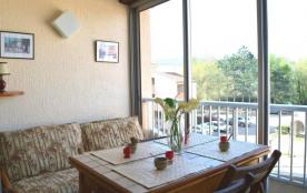 Résidence Les Calanques, appartement 2 pièces avec cabine de 32 m² environ pour 4 personnes, à 40...