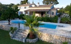 Villa à LA ROQUETTE SUR SIAGNE