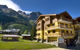 Résidence les Jardins de la Vanoise -appartement+cabine/coin montagne -BDQ-