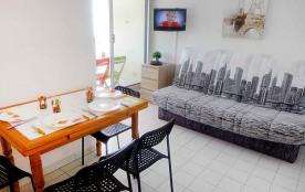 Appartement pour 2 personnes à La Grande Motte