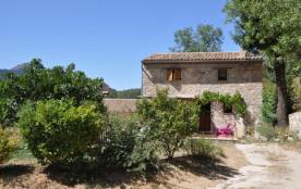 Gîte à Castellane aux portes des Gorges du Verdon. - Castellane