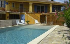 gite /villa  6/8 pers. avec piscine - Sarrians