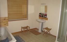Salle de bain, douche