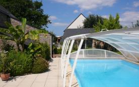 Gite, avec piscine, dans Parc de Brière - Saint André des Eaux