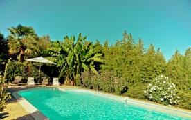 Gîte de charme piscine chauffée entre sarlat et Lascaux
