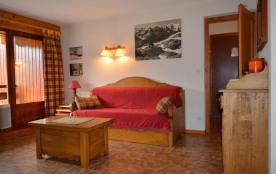 Le Grand Bornand 74 - Secteur Village - Résidence Alpina B. Appartement 3 pièces - 50 m² environ ...