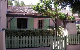 Villa à LES CABANES DE FLEURY