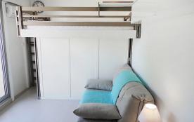Appartement pour 1 personnes à Saint-Tropez