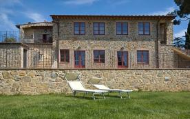 Appartement pour 3 personnes à Montalcino