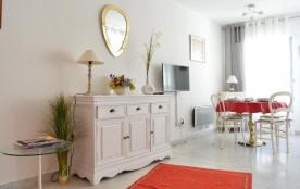Résidence Agde Marine 2 - Appartement 2 pièces de 35 m² environ pour 4 personnes situé à 800 m de...