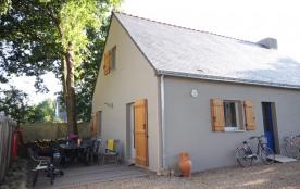 Maison de vacances à la mer - 6 pers - accès handicapés - wifi - La TURBALLE