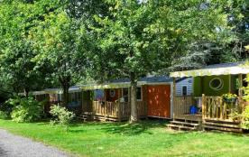 Camping LE MOULIN DU MONGE, 55 emplacements, 12 locatifs