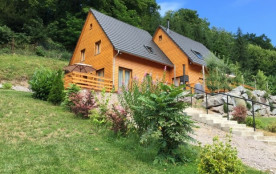 Chalet du Cigogne 4* Idéalement situé en Alsace au coeur du Parc Naturel Regional Ballons Vosges
