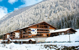 Résidence Les Portes du Mont Blanc - 3 pièces 6 pers.