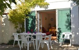 Maison Les Mimosas - Maison 3 pièces de 56 m² environ pour 5 personnes, à 200 m de la mer et à 1 ...