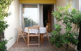 Studio cabine à Port-Camargue à 50 m belle plage