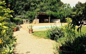 Charmante maison 4 Chambres avec piscine