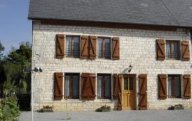 Gîte Chez Clémentine à Antheny - à 38 km de Charleville-Mézières. Gîte semi mitoyen avec dépendan...
