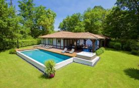 Villa à MOLIETS ET MAA